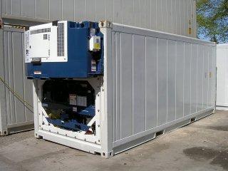 Дизель генератор для рефконтейнера