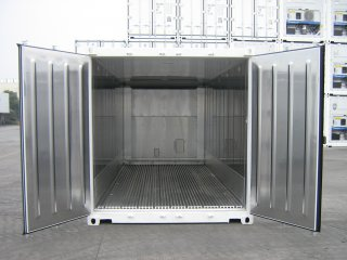 refcontainer 20ft inside