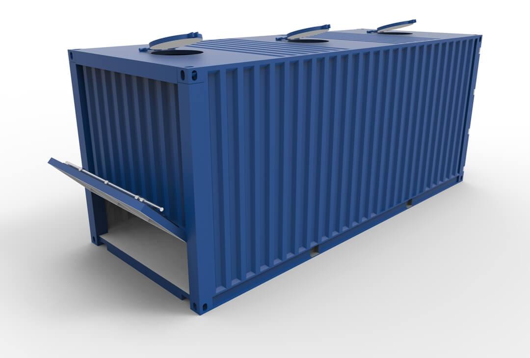 Балк контейнер
