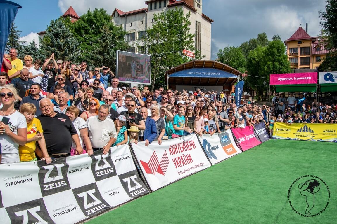 Курортный и зрелищный чемпионат по Строгмену